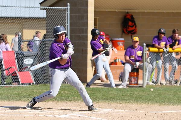Baseball JV vs Kalamazoo Homeschool - KCHS - 4/23/18