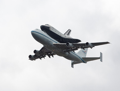 Space Shuttle Enterprise Final Flight 04-27-12