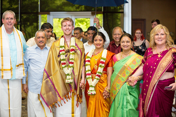 Anju Alec Wedding