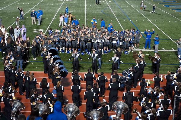 SHS Football Vs Putnam City (Senior Night) 10/25/2018 - Lelan