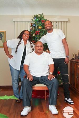 Aunt Sarah & Family