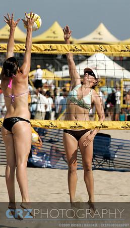 2009 AVP Manhattan Beach Open