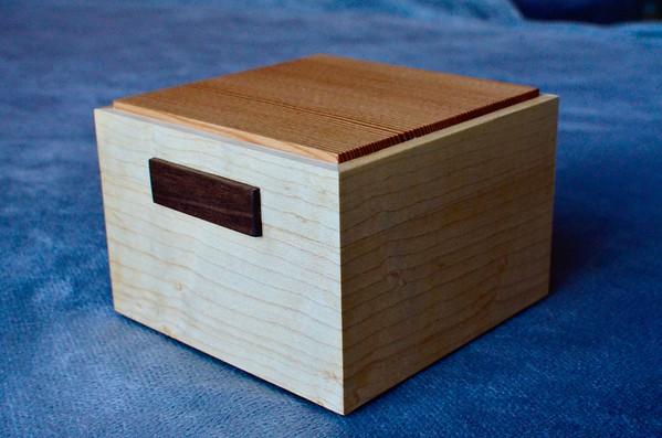 Cardholder Box