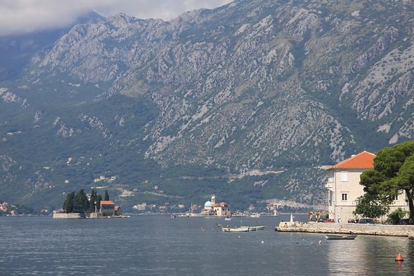 Perast, Montenegro - August 2014