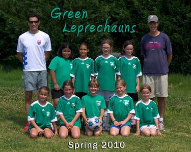 Green Leprechauns 2010