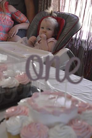 JamieLynn's First Birthday!!