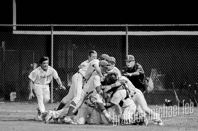 2013 NCHSAA 4A State Champions in B&W