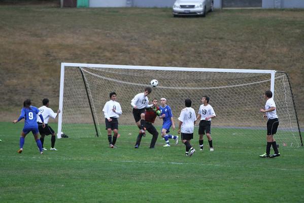 Varsity Soccer vs Pleasant Hill