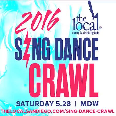 Sing Dance Crawl 2016!!