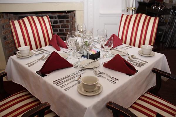McCutchen House Thursday Night Dinner 2-23-17