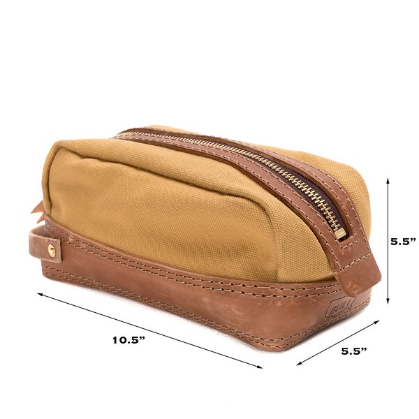 IH-TL3 - Ultra Stubborn Leather and Canvas Utility Bag-.jpg
