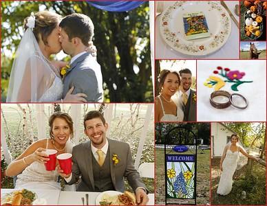 Kyle & Heather's Wedding Snapshots 09.30.2017