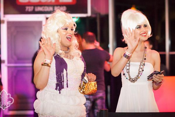 White Party Miami -  Journey @ Score