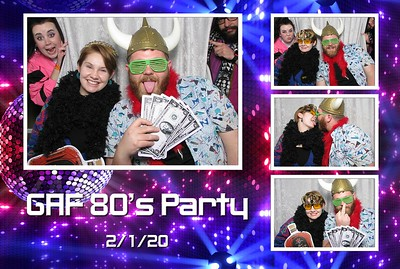 GAF - Holiday Party 2020