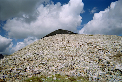 Quandary Peak 8-29-2005