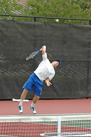 NCAA M Tennis Championship Round of 16 UF vs Ohio St 05/18/2012