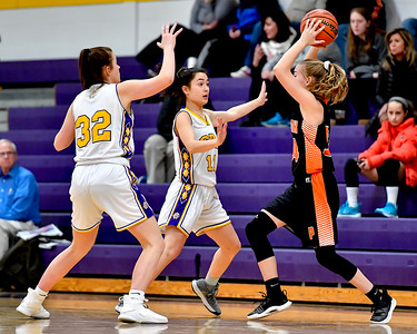 CBA Girls Basketball 2018,19