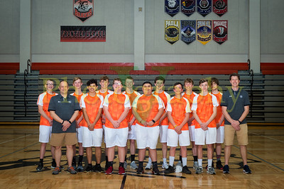 Bonner Springs Mens Tennis 2019
