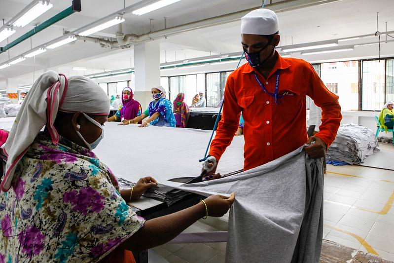 Garment Factory, Bangladesh