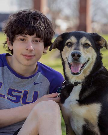 Austin's senior shoot