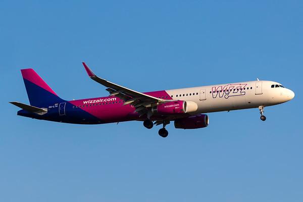 HA-LTA - Airbus A321-231