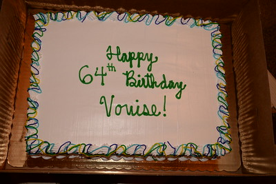 Vouise's 64th  B-Day nite