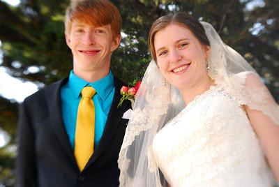 Rachel and Matthew Evey's Wedding Photography