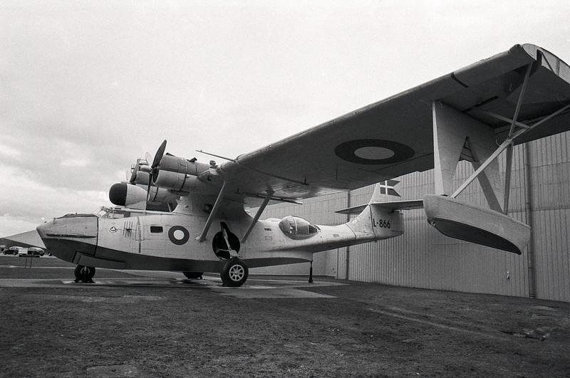 Cataline - RAF Cosford Museum