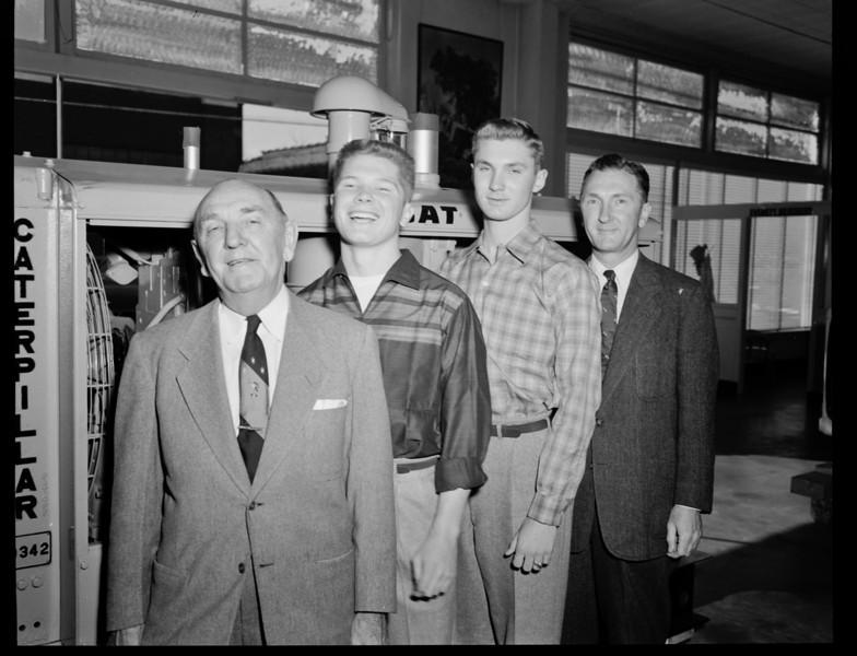 Riggs Jr., Sr.,III, Lamar
