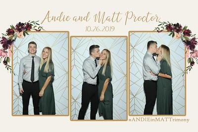 Andie & Matt