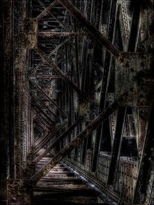 Mark Stevens - Under the Bridge - 9 (1st Class A)