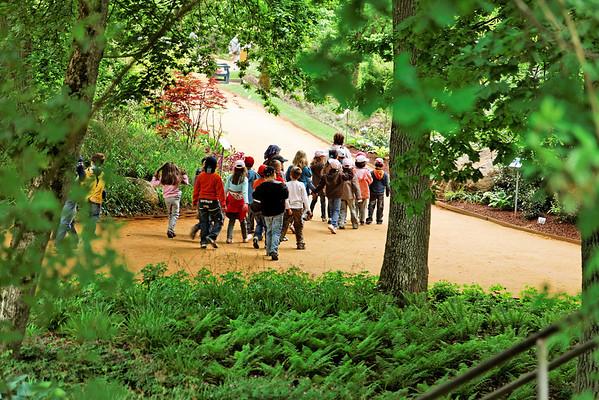 2009 - Jardins de couleur - Festival des Jardins de Chaumont - Visites aux Jardins