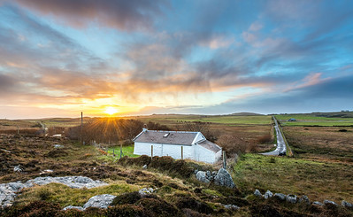 Hill Cottage - Isle of Coll