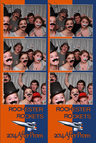 After Prom, Rochester High School