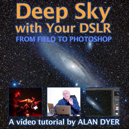 Deep Sky with Your DSLR Video Course