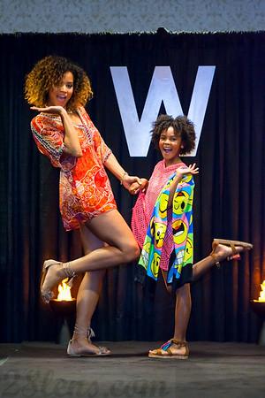 Fashion Show - DC Fashion Week presents The Washington Designers ( Mother & Daughter ) Trunk Show 5-9-2015