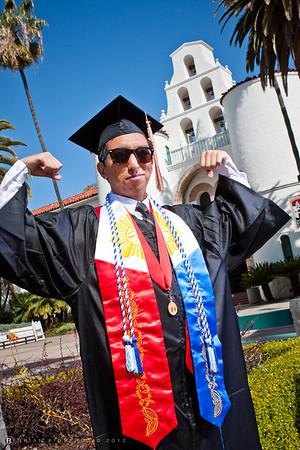 03.27.2012 - Ed, Noe and Aubrey's Grad Photos