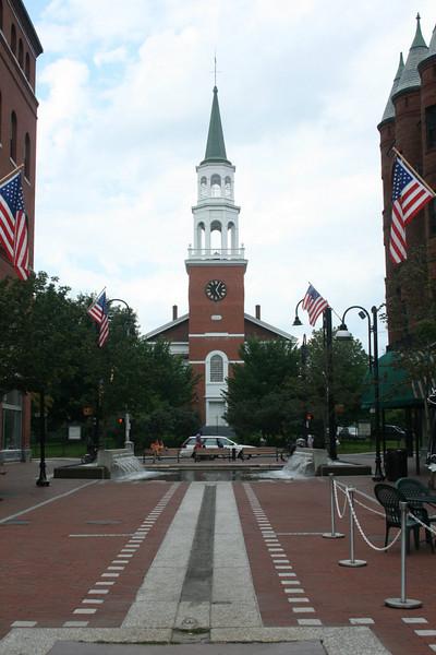 Burlington, Vermont 2008