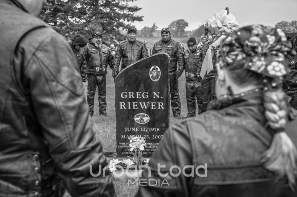 Drifter Memorial Ride 2017