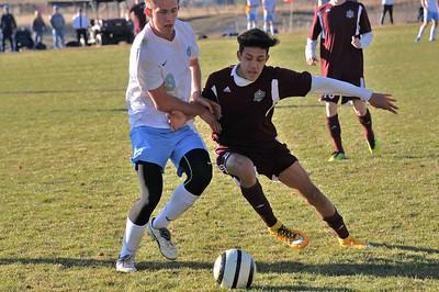 JHS Soccer vs Salem Hills