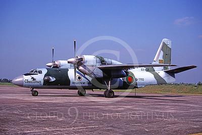 Antonov An-24 Coke Military Airplane Pictures