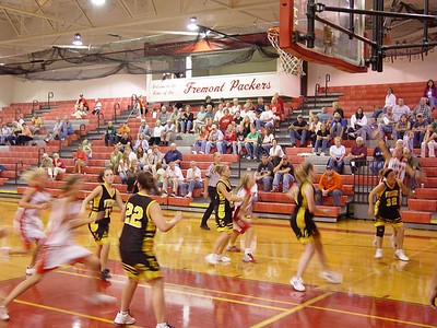 Girls Varsity Basketball  - 2005-2006 - 9/22/2005 vs. Tri-County