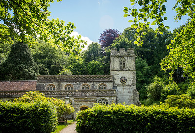 Stourhead and Salisbury June 2014