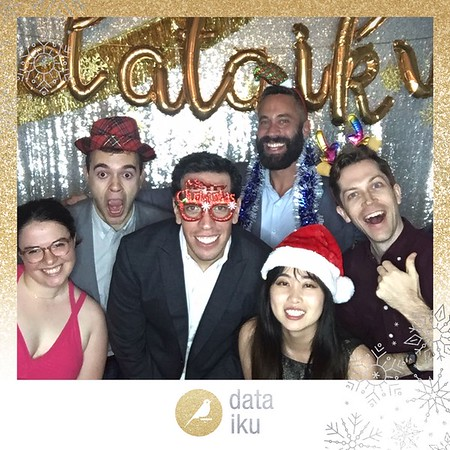 12.11.19 | Dataiku Holiday Party