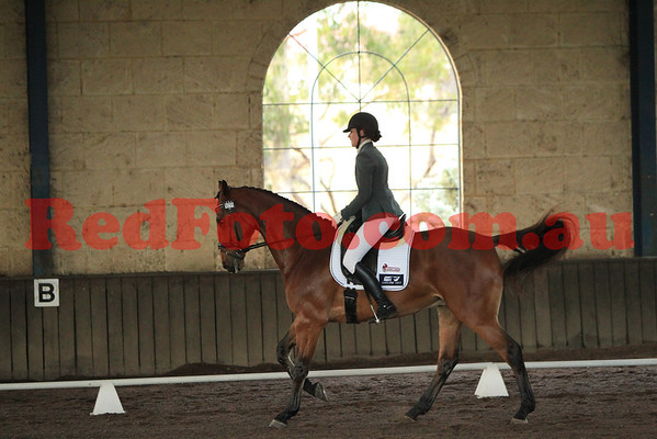 2012 04 22 WAYER @ Brookleigh Dressage 1 Star