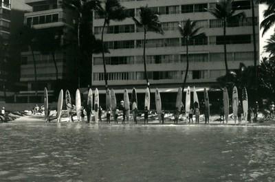 14th Annual Waikiki Ocean 10K PB Race 12-28-1991