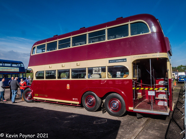 Bus and Train Spectacular 2021