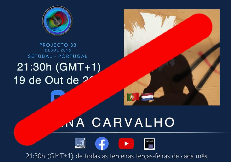 Ana Carvalho - Novembro 2021