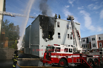 Chelsea, MA - 2nd Alarm, 117 Library Street, 9-2-08