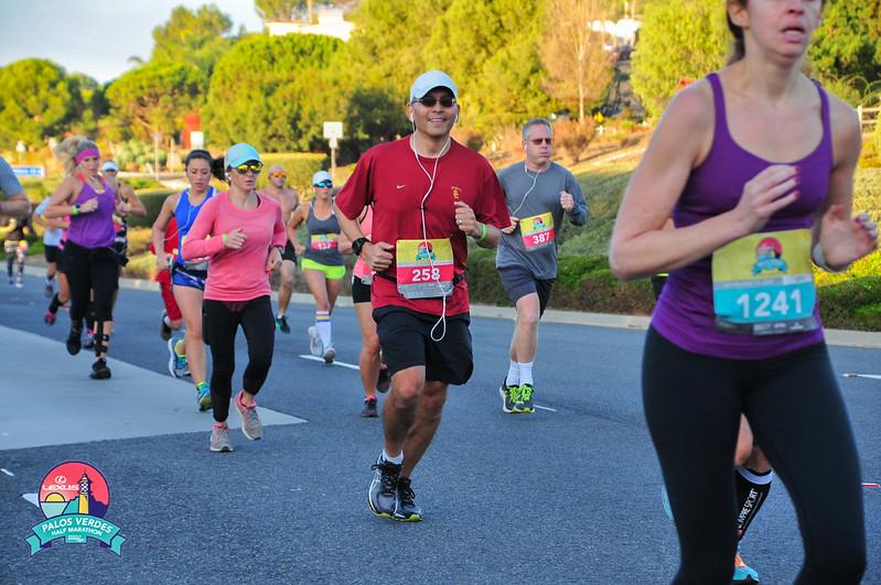 2017 11/18: Palos Verdes Half Marathon